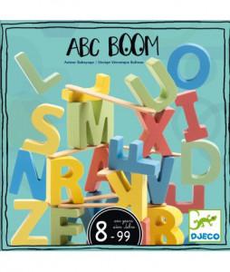 Joc de vocabular si indemanare ABC Boom, Djeco