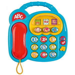 Jucarie Simba ABC Colorful Telephone
