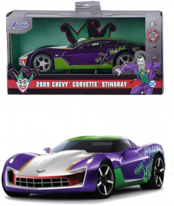 MASINUTA METALICA JOKER 2009 CHEVY CORVETTE STINGRAY SCARA 1 LA 32