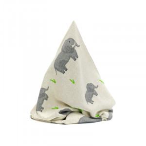 Paturica tricotata Elephant 100x85cm - Fillikid