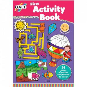 Prima carte cu activitati