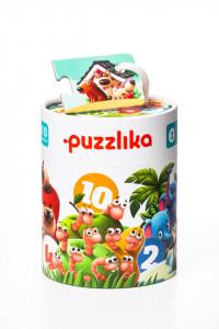 Puzzle, Cubika, Sa ne numaram prietenii