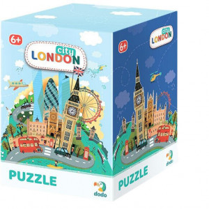 Puzzle - Londra (120 piese)