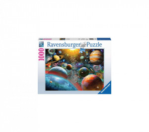 PUZZLE PLANETE, 1000 PIESE