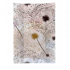 Saltea de infasat Soft 70x50 cm. Papadie pink Rotho-babydesign