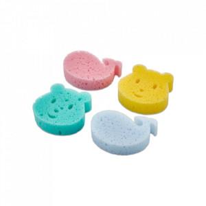Set 4 bureti de baie pentru copii