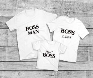 Set Printat BOSS Family