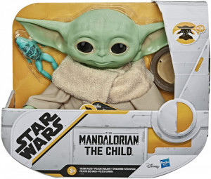 STARWARS PLUS VORBITOR BABY YODA THE CHILD THE MANDALORIAN