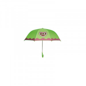 Umbrela de ploaie pentru copii Playshoes green A Haberkorn
