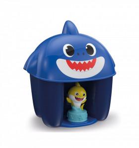 BABY SHARK - CLEMMY CU 6 CUBURI SI FIGURINA