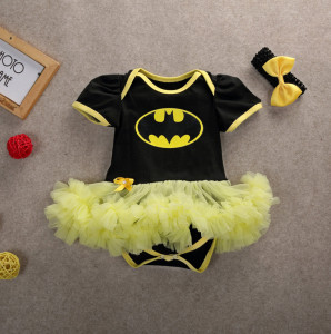 Body batman cu tutu