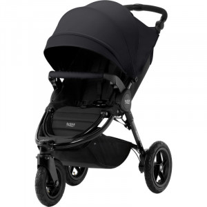 Carucior B-motion 3 PLUS New Cosmos black Britax 2019