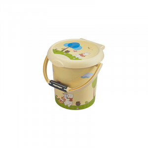 Cos pampers cu clapeta Style Winnie the Pooh Rotho-babydesign