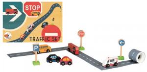 Dirijează traficul cu Egmont toys