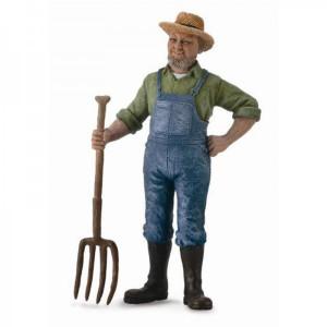 Figurina fermier L Collecta