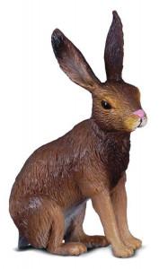 Figurina Iepure salbatic - Collecta