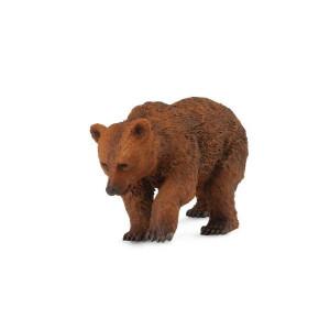 Figurina pui de urs brun S Collecta