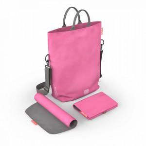 Geanta Pentru Scutece, Greentom, Pink