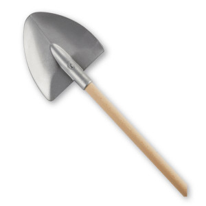 Harlet cu coada din lemn 73 cm Androni Giocattoli