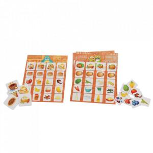 Joc bingo - Monstruletii din bucatarie