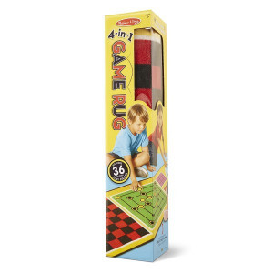 Joc covoras 4 in 1 Melissa and Doug