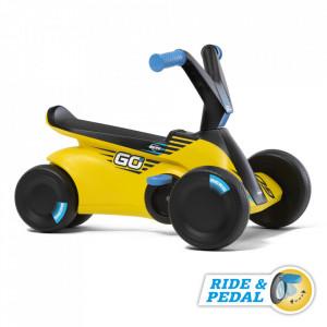 Kart BERG GO 2 SparX Galben