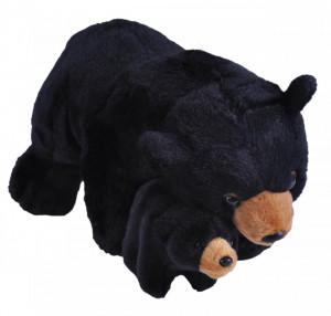 Mama si Puiul - Urs Negru