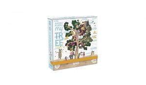 Micro-Puzzle Copacul anotimpurilor