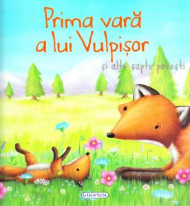 Prima vara a lui Vulpisor - Carte povesti pentru copii