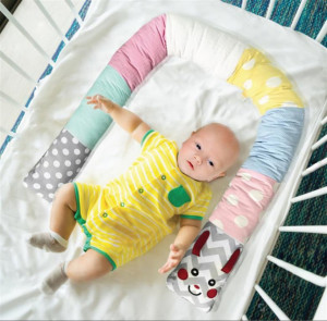 Protectie laterala multifunctionala BabyJem Caterpilar