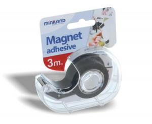Rola cu banda adeziva magnetica - Miniland