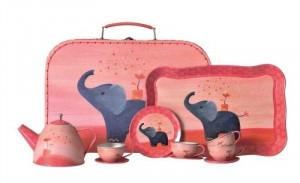 Set ceai elefant, Egmont