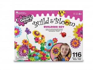 Set de constructie - Gears! Floral