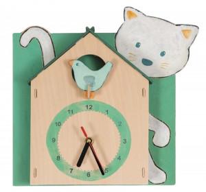 Set DIY Ceas de perete, Egmont toys