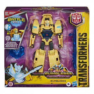 TRANSFORMERS ROBOT BUMBLEBEE BATTLE CALL TROOPER