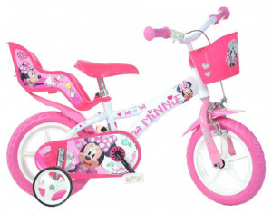 Bicicleta copii 12'' MINNIE