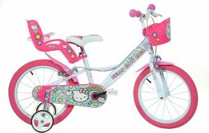 Bicicleta copii 16'' Hello Kitty