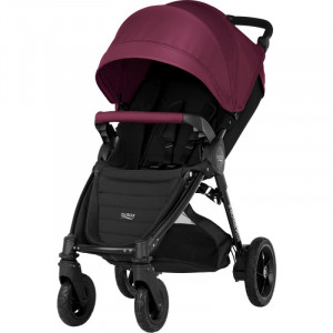 Carucior B-Motion 4 PLUS Wine red Britax