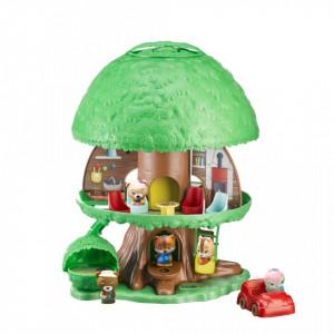 Casuta magica din copac - Magic Tree house - Joc de rol si imaginatie