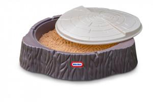 Cutie Pentru Nisip Trunchi Copac