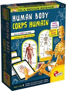 Experimentele micului geniu - Corpul uman