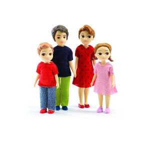 Familie Djeco, Thomas si Marion