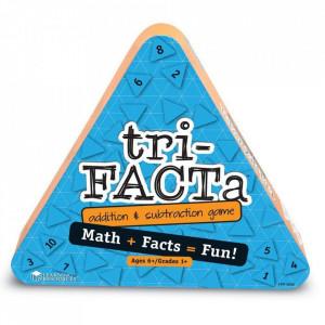 Joc de matematica - tri-FACTa