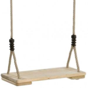 Leagan cu sezut din lemn PP10 - 2,5 m