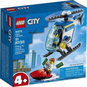 LEGO CITY ELICOPTERUL POLITIE 60275
