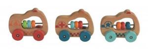 Masina Egmont, jucarie pentru bebe