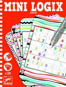 Mini logix Djeco Sudoku