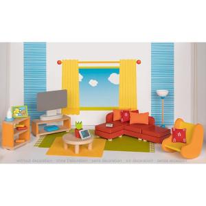 Mobilier pentru casa de papusi - Sufragerie