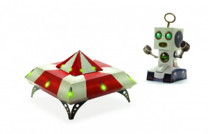 Nave spatiale si roboti Djeco