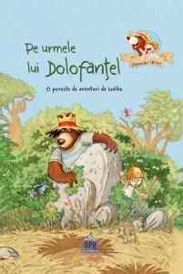 Pe urmele lui Dolofantel - Carte povesti pentru copii